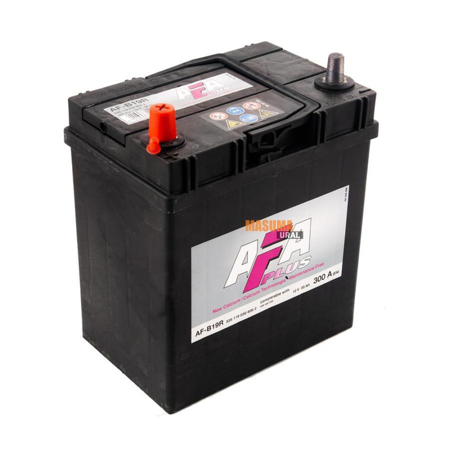 Аккумулятор AFA 35 А/ч 535119 AF выс узк кл EN300