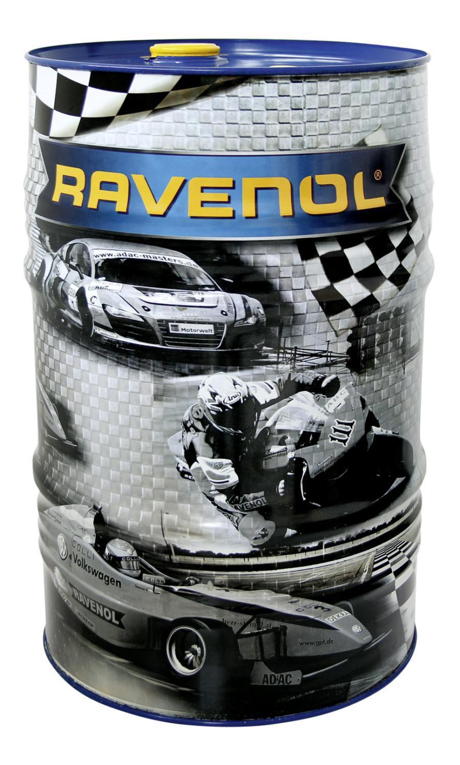 Ravenol Turbo Plus SHPD 10W-30 .