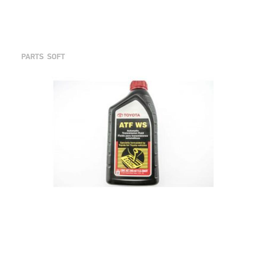Масло для АКПП 0,946л, ATF LC100 WS