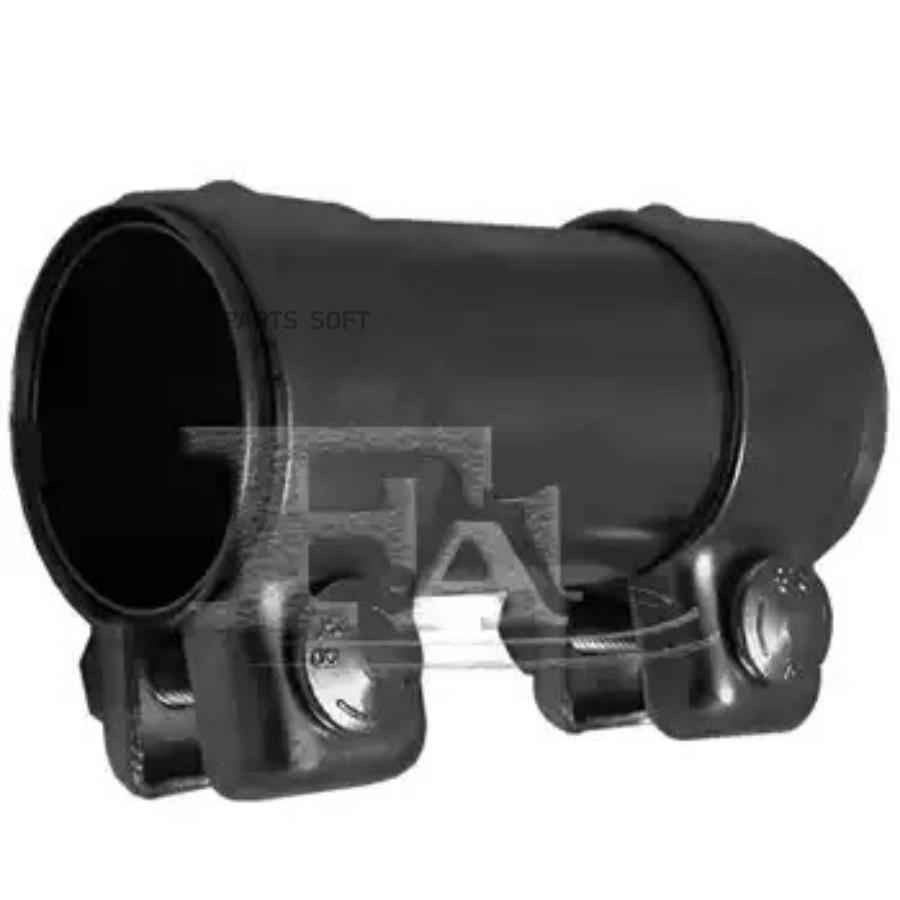Хомут глушителя 52/56,5*95 мм