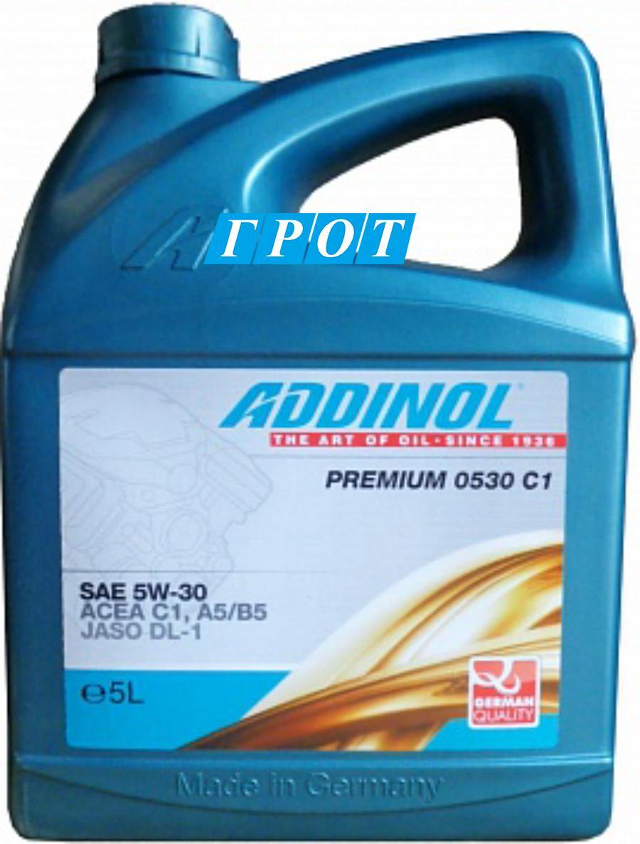 Моторное масло Premium 0530 C1