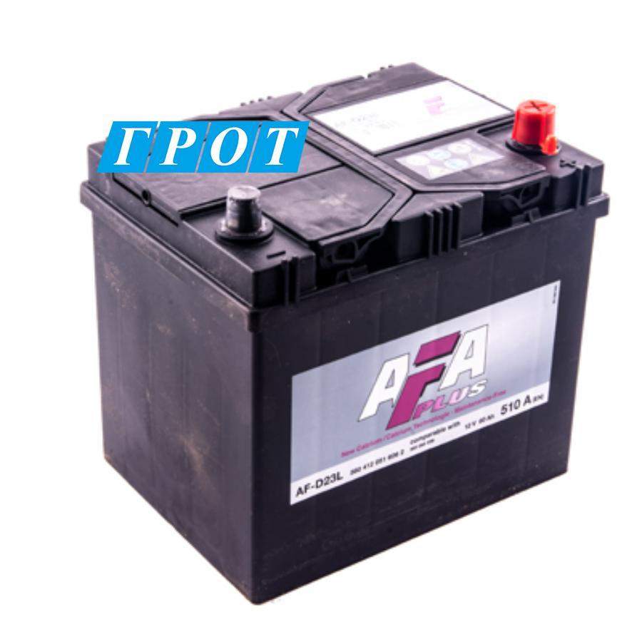 Аккумулятор AFA 60 А/ч 560412 AF ОБР выс EN 510