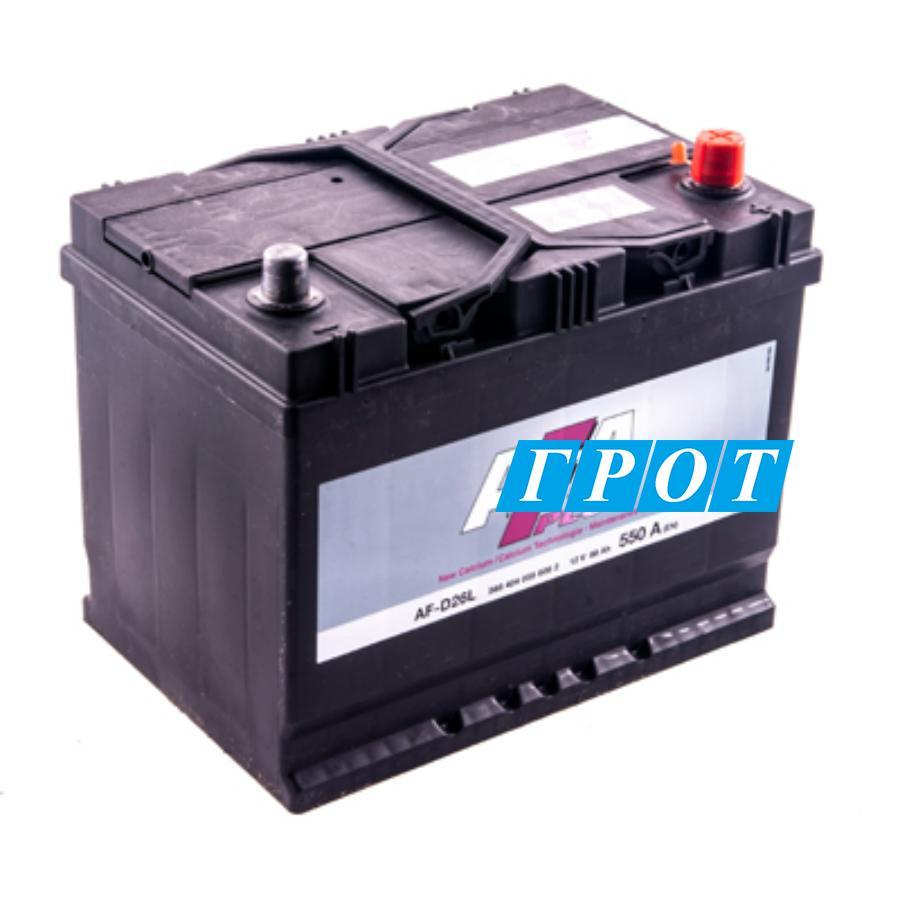 Аккумулятор AFA 68 А/ч 568404 AF ОБР выс EN 550