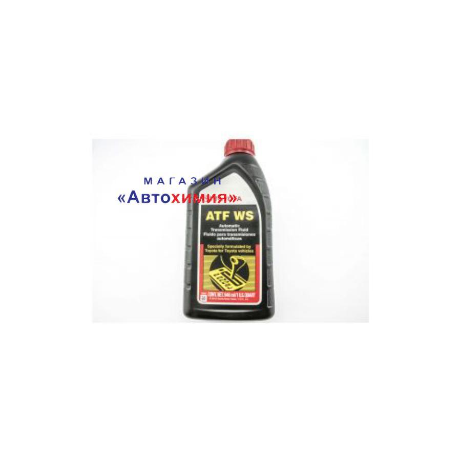 Масло трансмиссионное синтетическое ATF WS, 1л