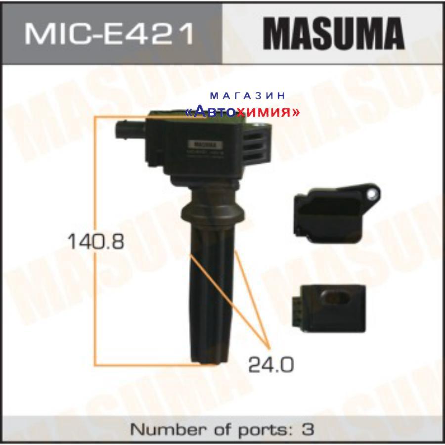 Катушка зажигания MASUMA, FORD FOCUS, MONDEO / ECOBOOST 2.0