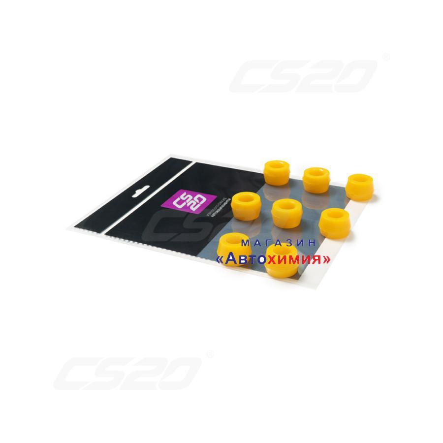 Втулки ВАЗ-2101 зад. амортизатора 8шт. полиуретан