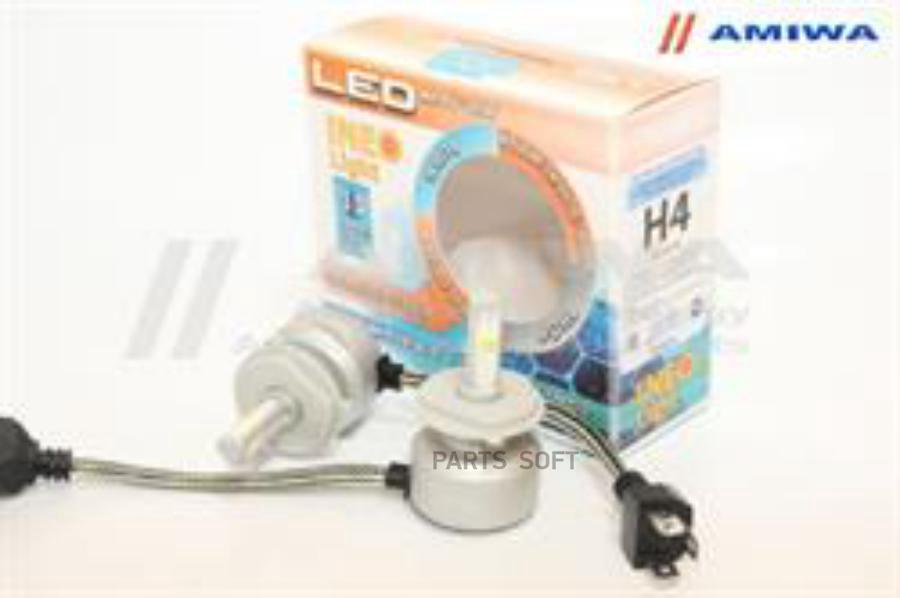 Лампа светодиодная H4 12В 54Вт