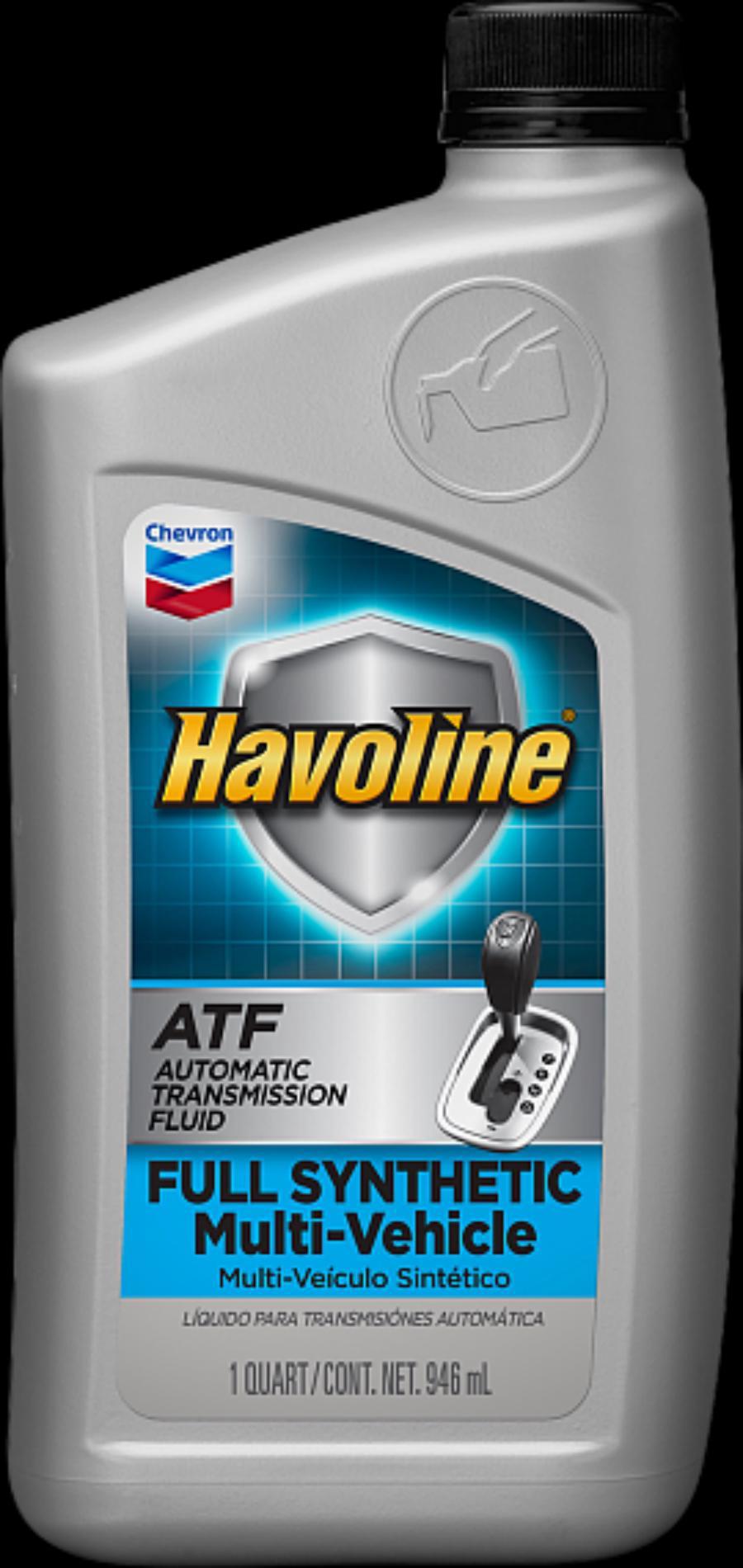 CHEVRON Havoline® Synthetic ATF Multi-Vehicle 0.946л
