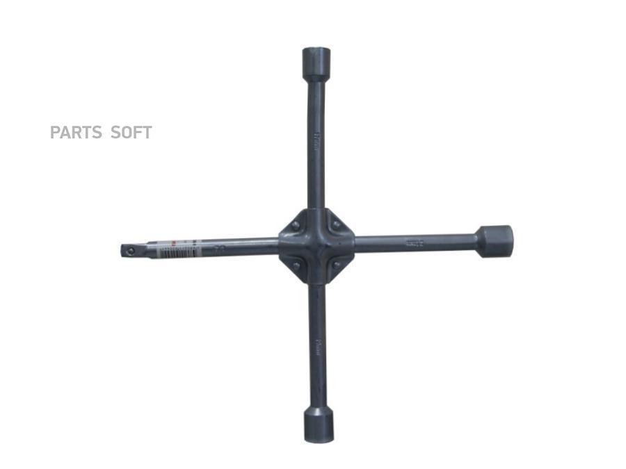 Ключ балонный крестовой 17х19х21х1/2'' 14''*15,5 мм