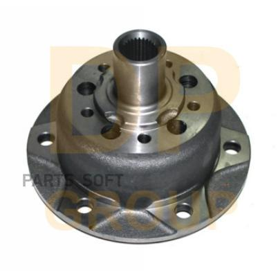 HUB ASSY - FRONT