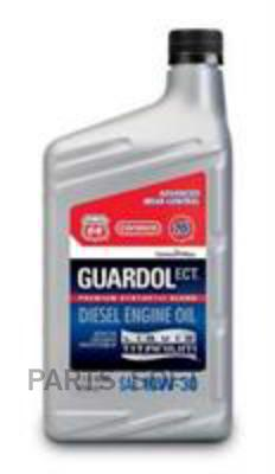 Моторное масло Guardol ECT