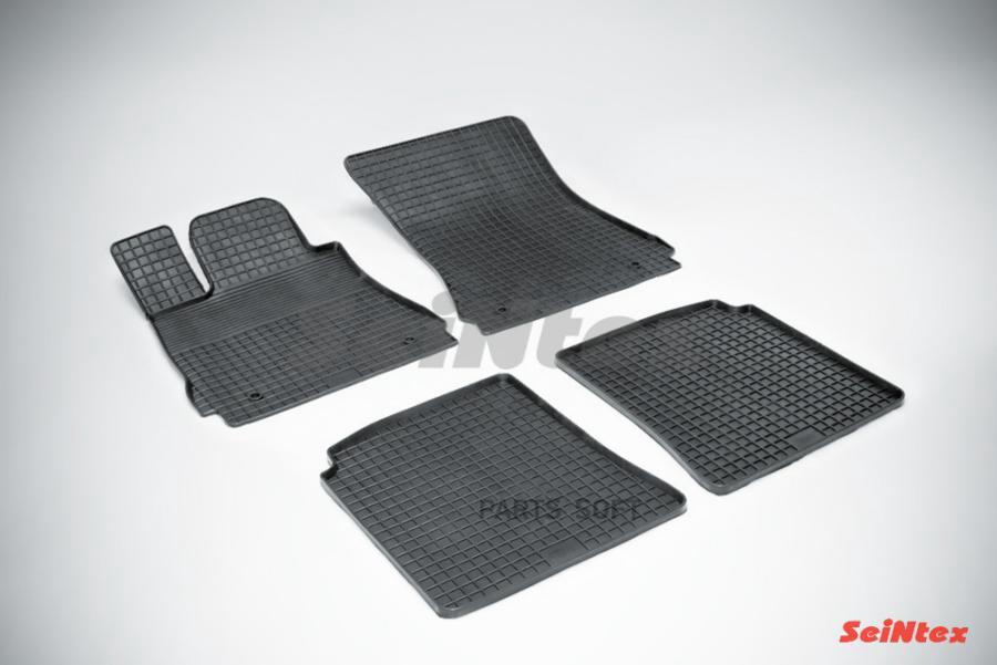 Резиновые коврики Сетка для Mercedes-Benz S-Class W221 Long 2005-2013