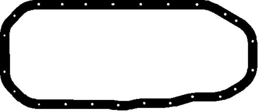 Прокладка поддона картон технический