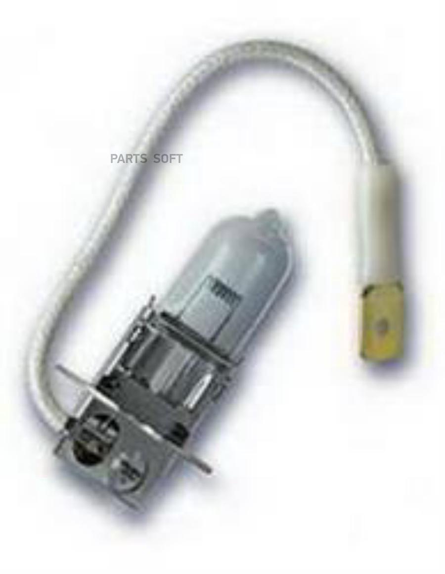 Лампа галоген H3 24В 70Вт