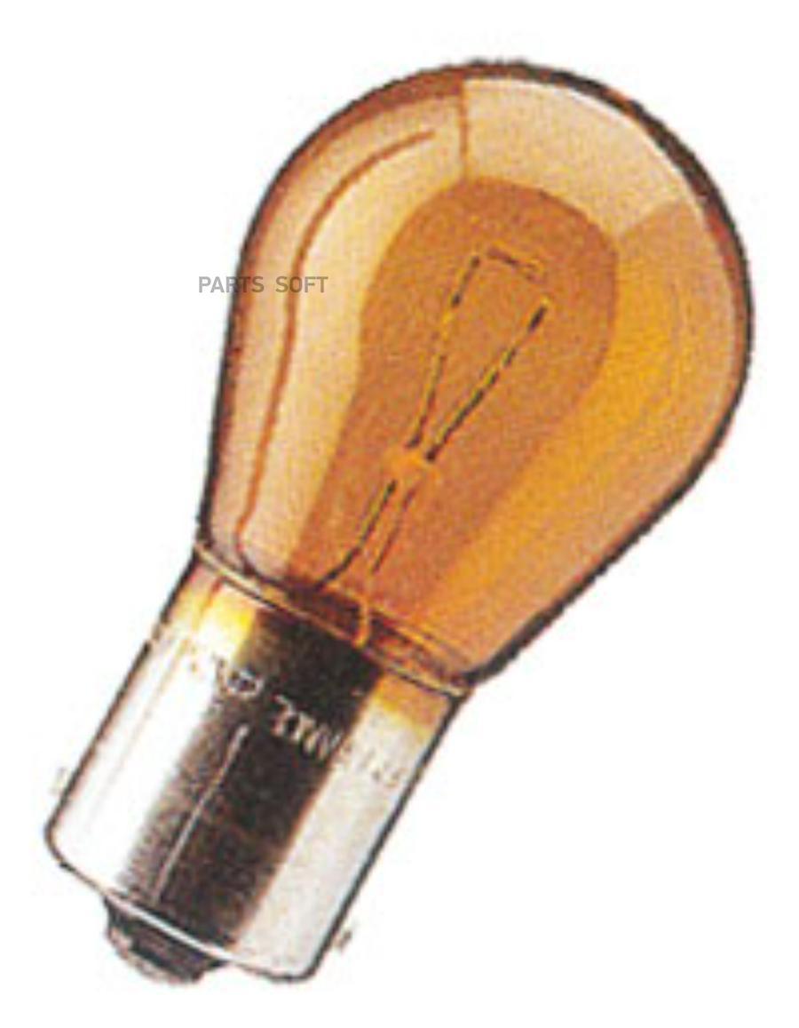 Лампа накаливания PY21W 12В 21Вт