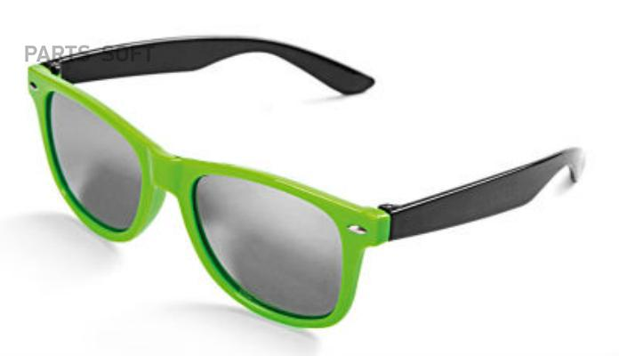 Детские солнцезащитные очки Skoda Kids Sunglasses Green-Black