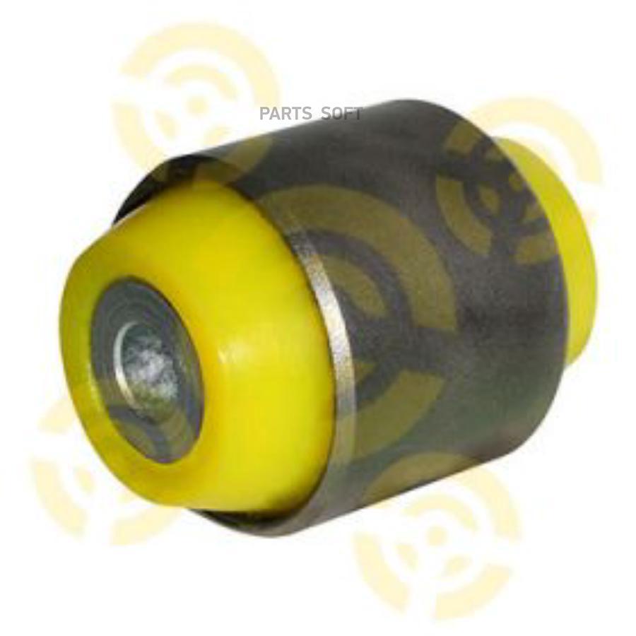 Сайлентблок полиуретановый задней подвески, нижнего продольного рычага, передний