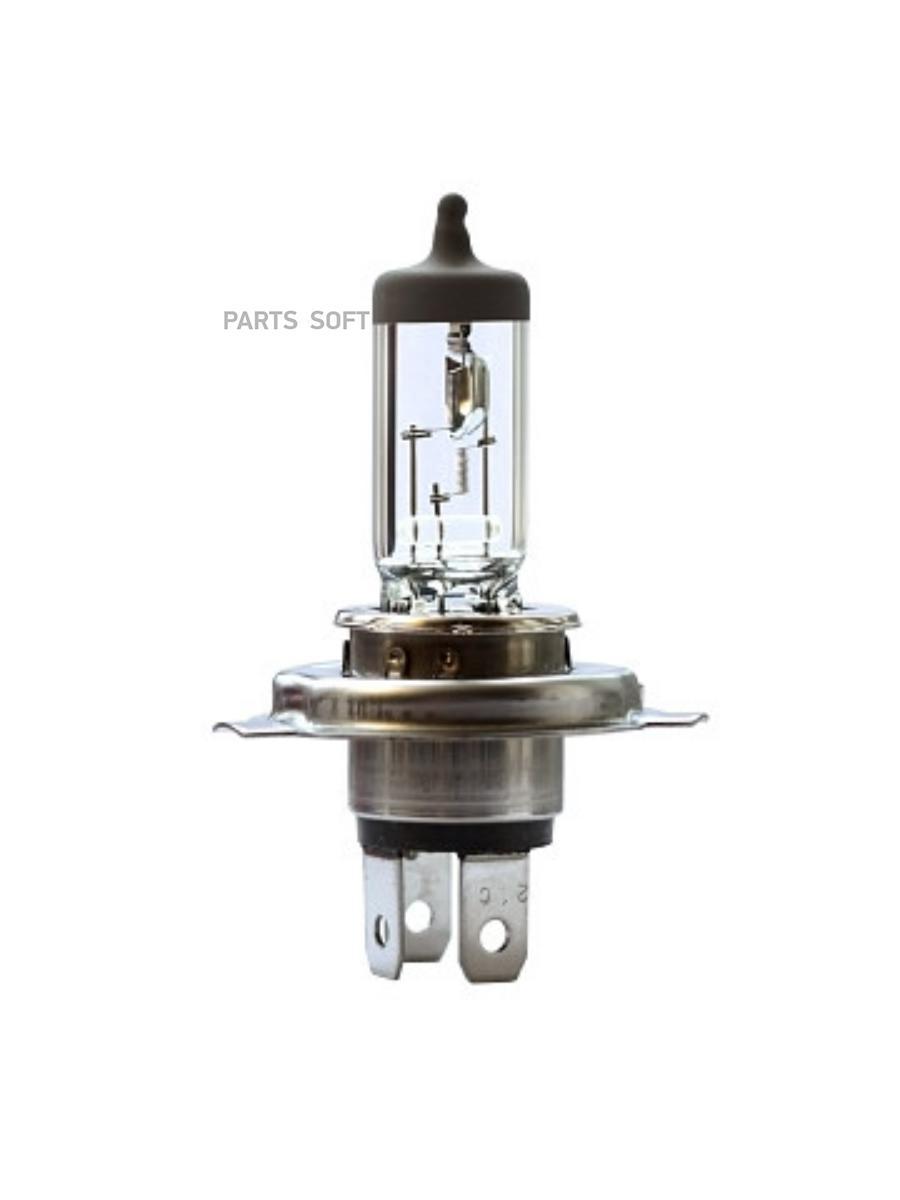 Лампа автомобильная галогенная Goodyear Н4 12V 60/55W P43t