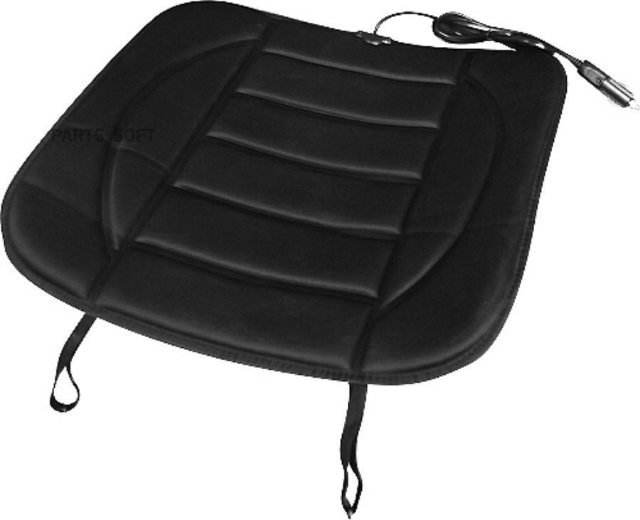 Подушка на сиденье с подогревом, 50х45см., 12В, 18Вт