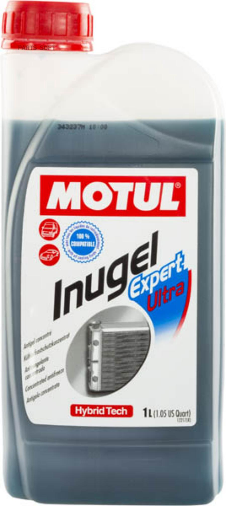 "Антифриз-концентрат ""Inugel Expert Ultra"", 1л"