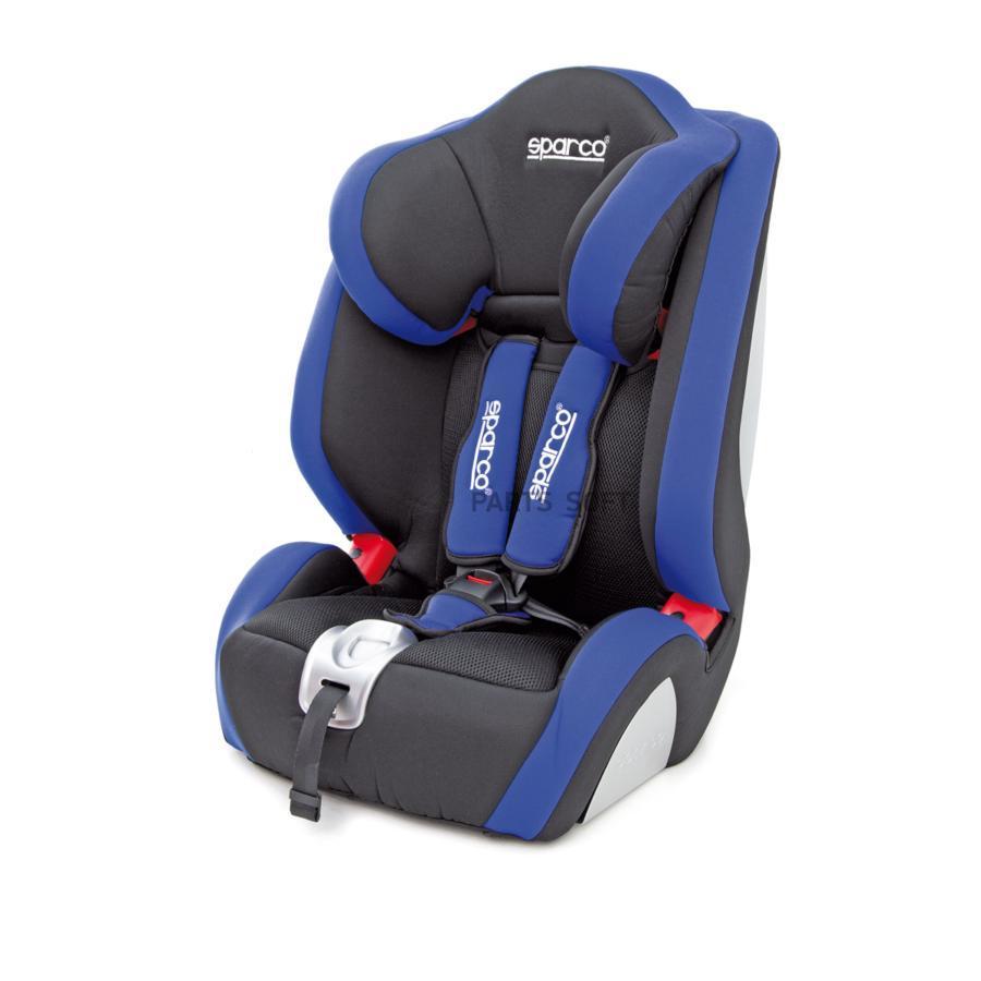 Детское кресло Sparco SPC/DK-350 BK/BL