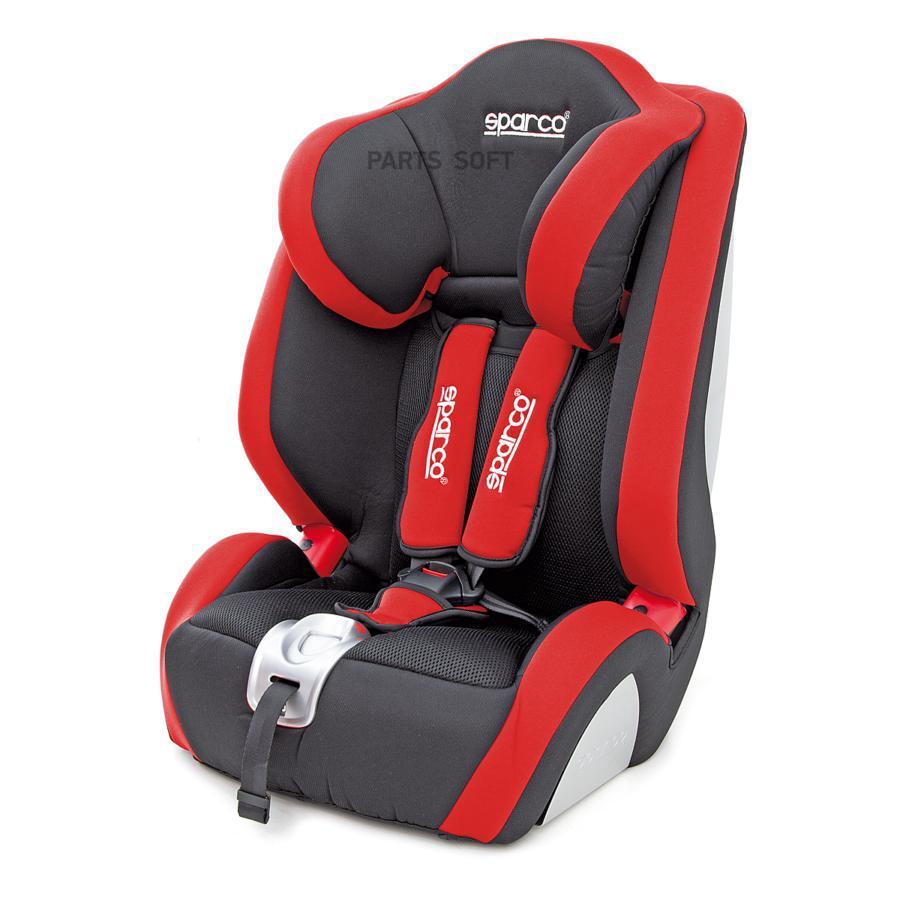 Детское кресло Sparco SPC/DK-350 BK/RD