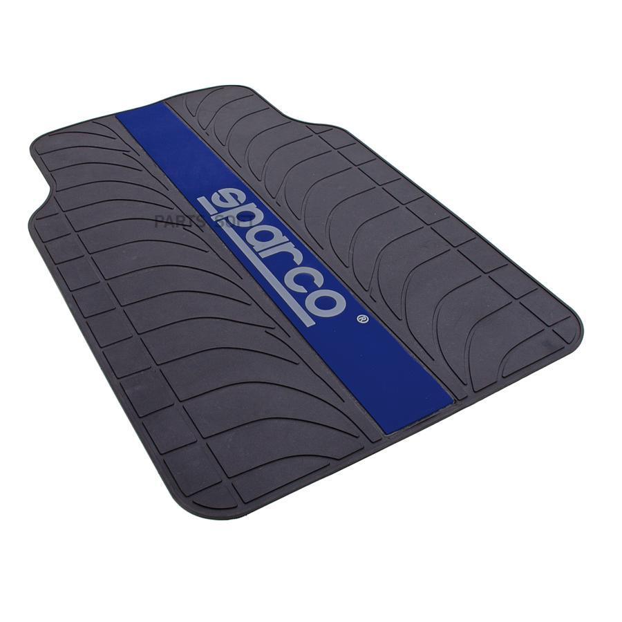 """Ковры автомобильные """"SPARCO"""", серия """"Racing"""" SPC/RCN-504 BK/BL"""
