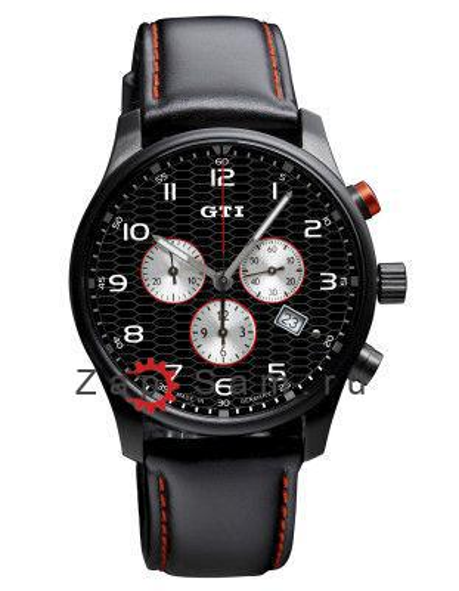 Хронограф Volkswagen GTI Chronograp Leather Black