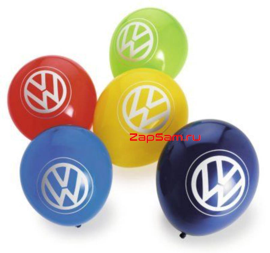 Разноцветные воздушные шары Volkswagen Colored Ballons