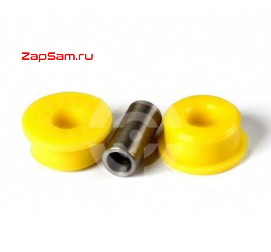 Комплект полиуретановых сайлентблоков передней подвески, тяги моста, 2 шт