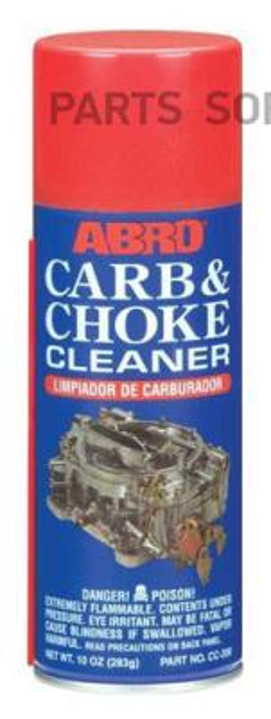 Очиститель карбюратора 340г