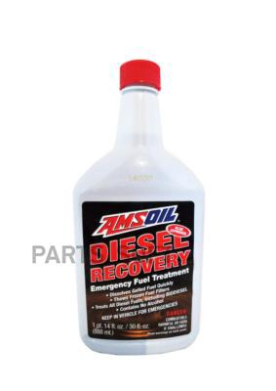 Присадка Amsoil Diesel Recovery Emergency Fuel Treatment (0,888л)