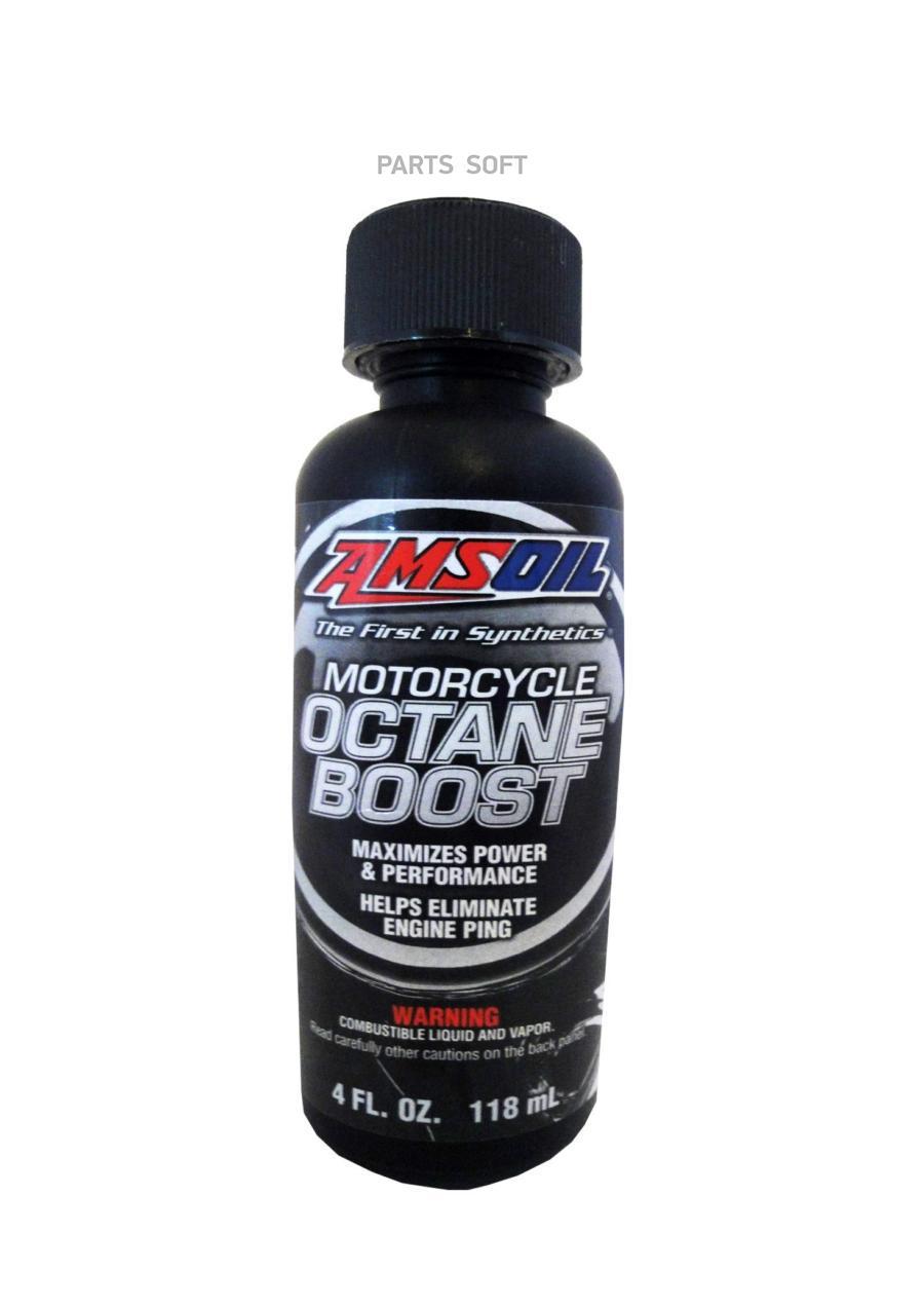 Присадка Amsoil Motorcycle Octane Boost (0,118л)