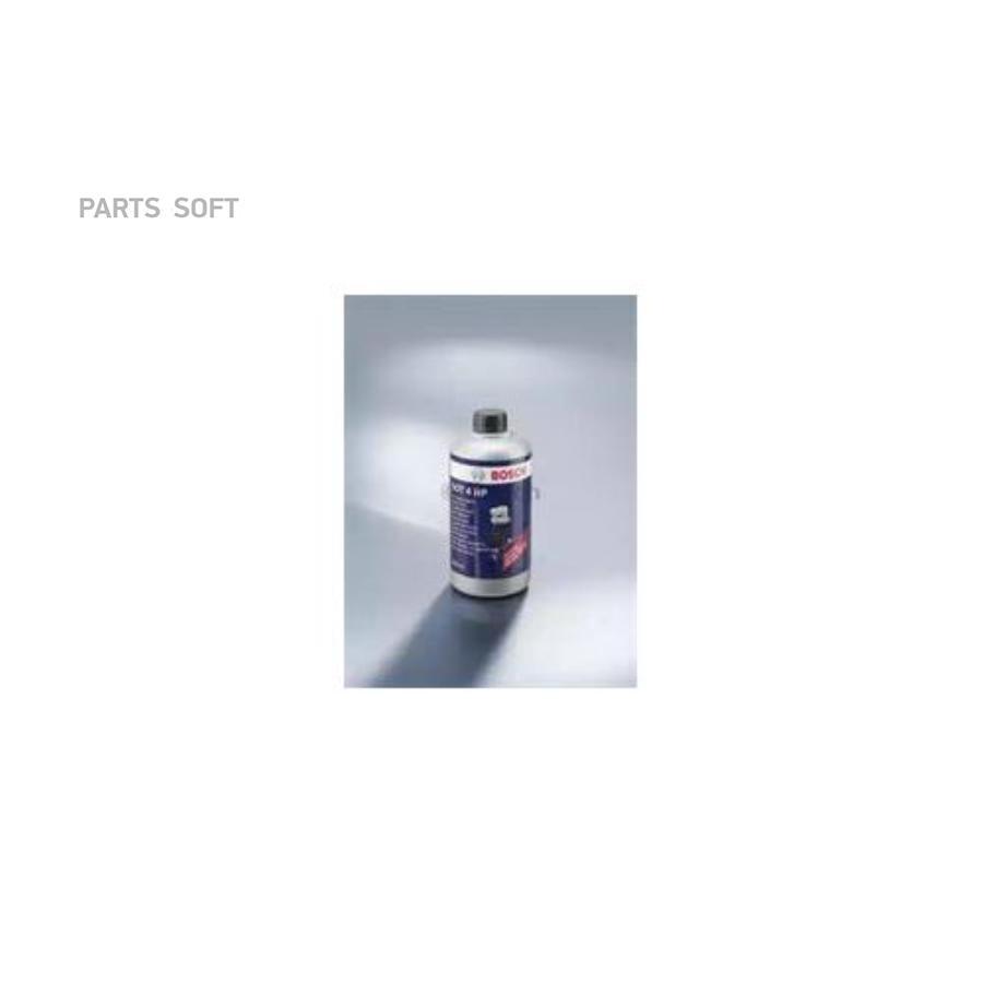 Жидкость тормозная DOT-4 hp 0.5л ABS/ESP