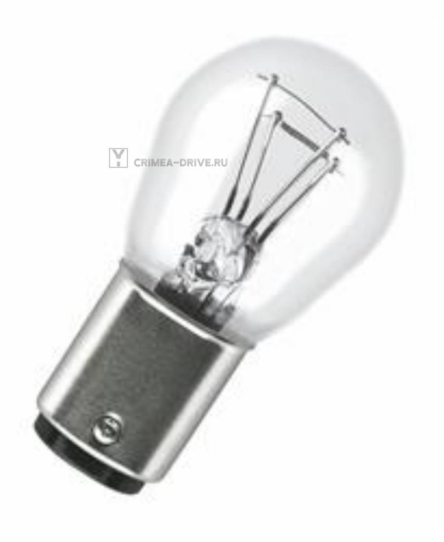 Лампа P21/5W 12V 21/5W BAY15d ULTRA LIFE 4 года гарантии 1 шт.