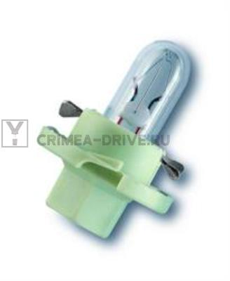 Лампа 12V 2W BX8.4d ORIGINAL LINE качество оригинальной з/ч (ОЕМ) 1 шт.