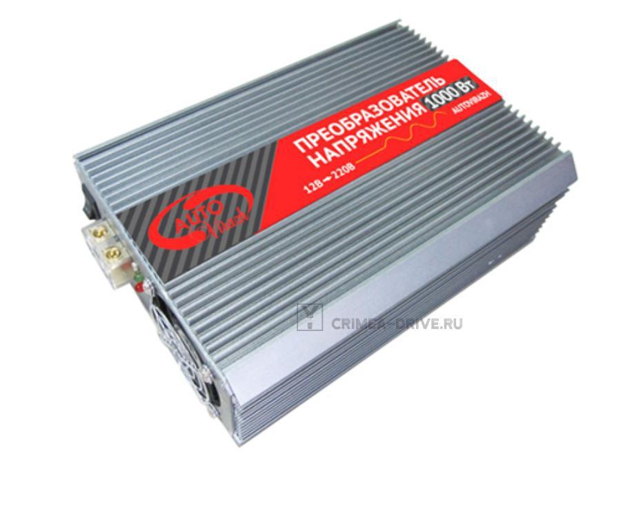 Преобразователь напряжения-инвертер 1000 Вт