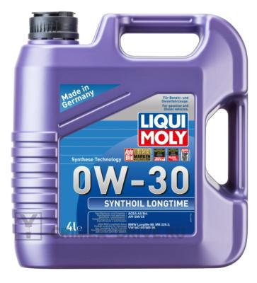 0W-30 SM/CF SYNTHOIL LONGTIME 4л (синт.мотор.масло)