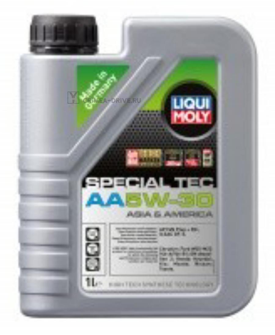 5W-30 SN/CF SPECIAL TEC AA 1л (НС-синт.мотор.масло)