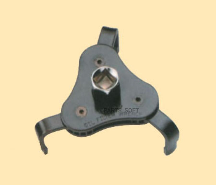 Фильтросъемник краб с плоскими губками 63-102мм FORCE 61904A