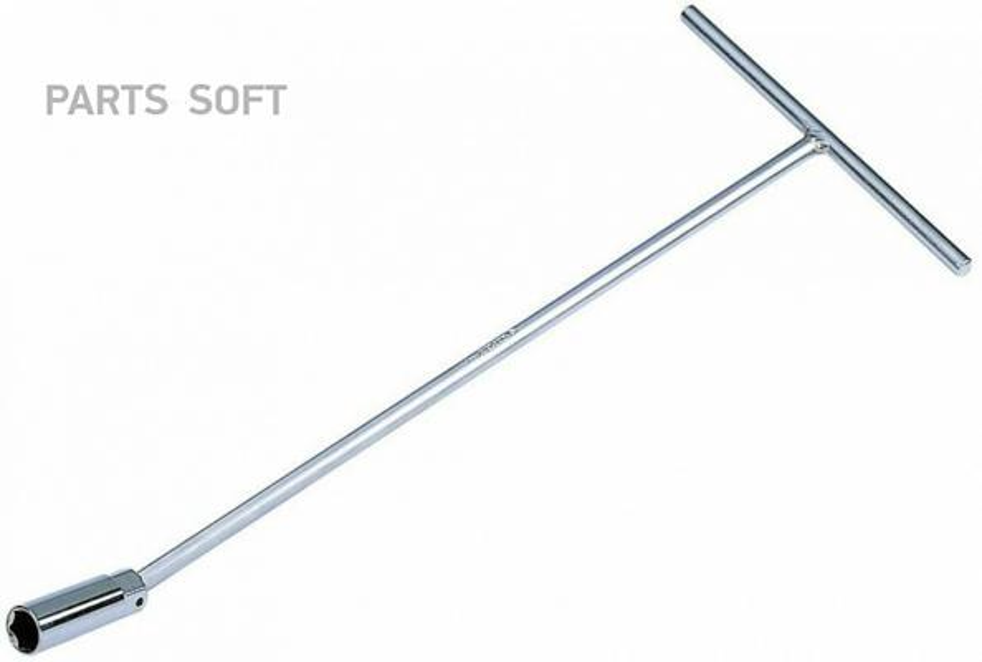 Ключ свечной с шарниром 21 мм, L = 300 мм KING TONY 15632112