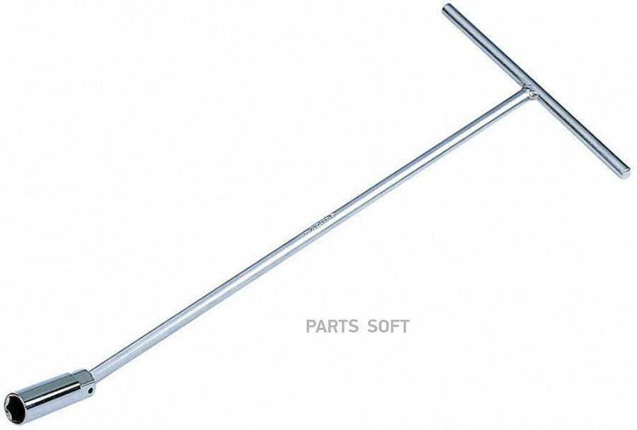 Ключ свечной с шарниром 21 мм, L = 380 мм KING TONY 15632115