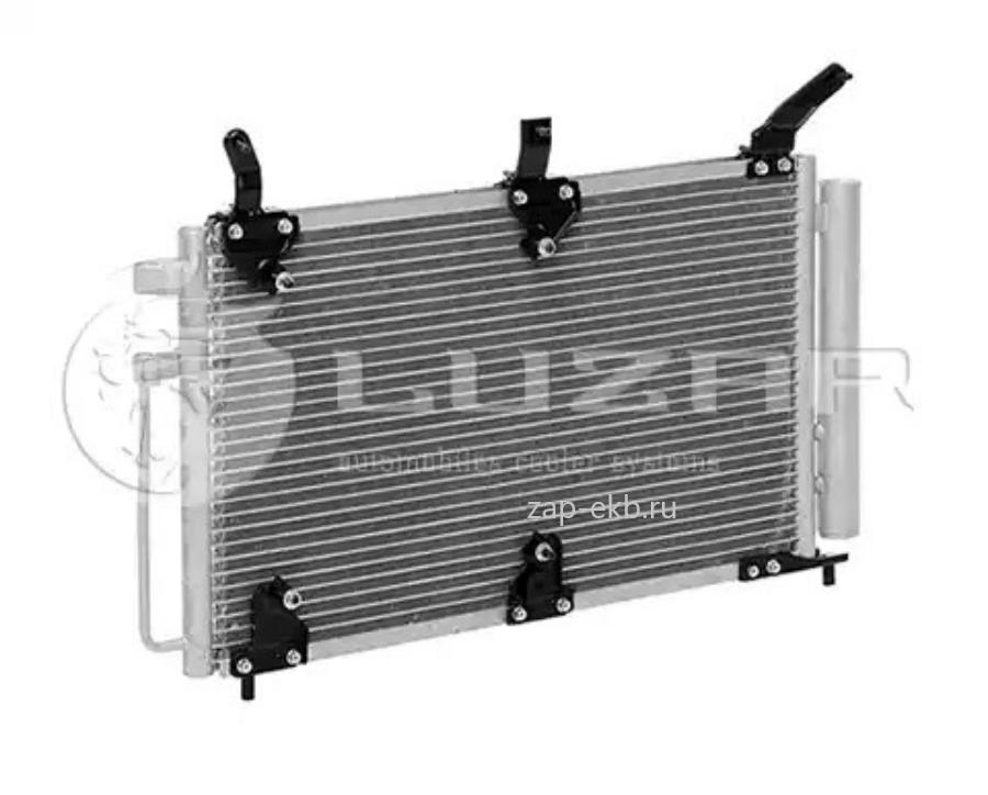Радиатор кондиц. с ресивером для а/м ВАЗ 1117-19 Калина
