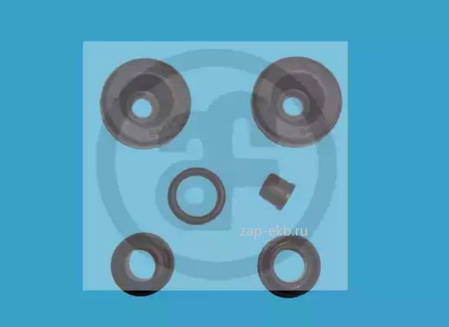 Ремкомплект, колесный тормозной цилиндр
