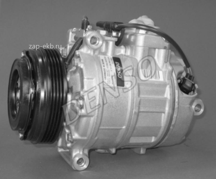 Компрессор кондиционера BMW 5 (E60) 07-10,5 Touring (E61) 07- DENSO DCP05034