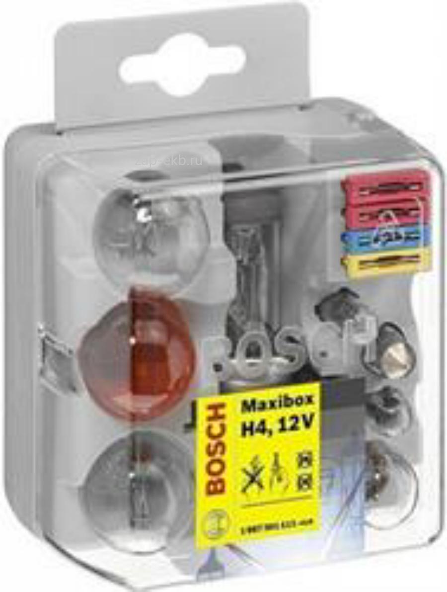 Лампа галоген Maxibox H4 12В 4-60Вт