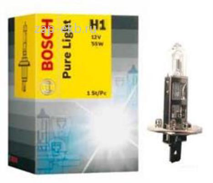 Лампа STANDARD H1 12V 55W