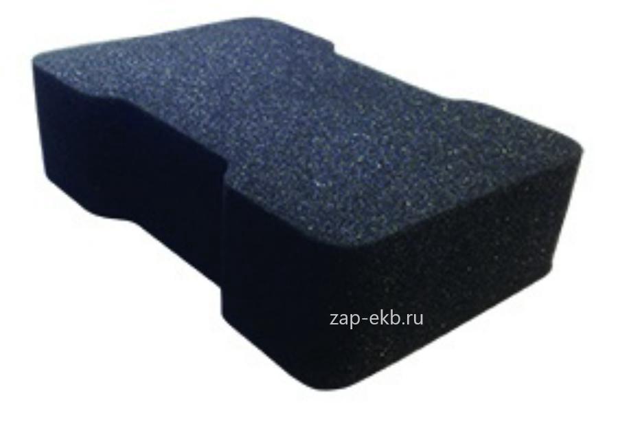 Губка поролоновая AVS SP-05 (гантель) в вакуумной упаковке (170х120x55мм)