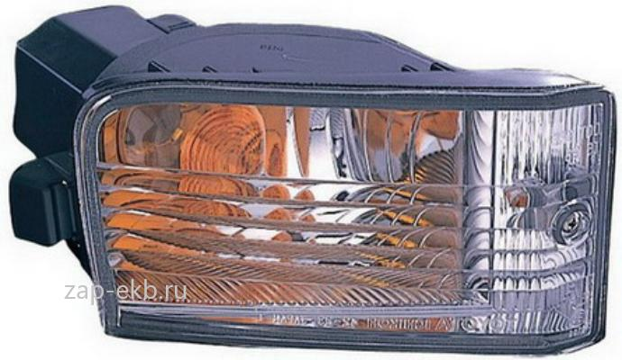 TO311034R  Укль поворота в бампер правый   модель c п.т.ф.0003 /1A
