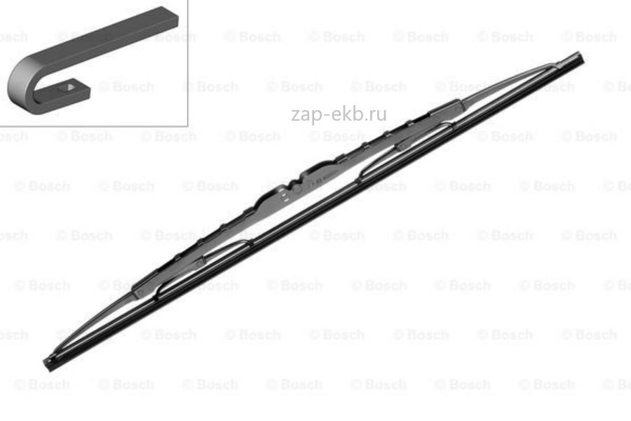 Щетка стеклоочистителя ECO 530mm (53C)